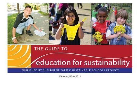 The Guide to Education for Sustainability | Sustainable Schools Project | Education for Sustainable Development | Scoop.it