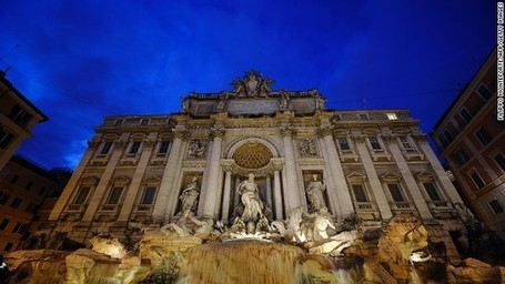 How fashion is saving Italy's monuments | Italia Mia | Scoop.it