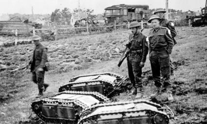 1 oder 0, Leben oder Tod « Kampfroboter Blog   WW-I   Scoop.it