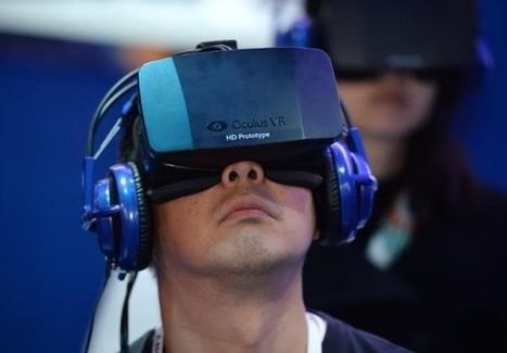 #Innovation : Un casque pour changer nos vies (ou la terre promise de Facebook)   Metatrame   Scoop.it