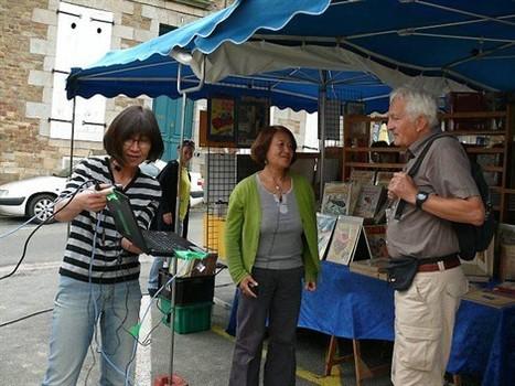 (Quand) la télévision japonaise s'intéresse à la Cité du livre  | ouest-france.fr | Japon : séisme, tsunami & conséquences | Scoop.it
