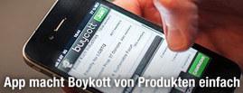 Wer steckt dahinter? App macht Boykott von Produkten einfach | Barcodes & NFC | Scoop.it