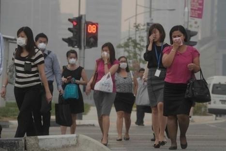 Singapore haze at worst yet, Malaysia schools shut doors | glObserver Global Economics | glObserver Asia | Scoop.it