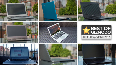 The Best Ultraportable Laptop of 2012 | Mobile IT | Scoop.it