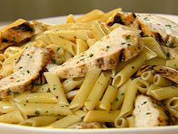 Lemon Chicken Tenders and Penne Pasta | Essential Oils Recipe | Scoop.it
