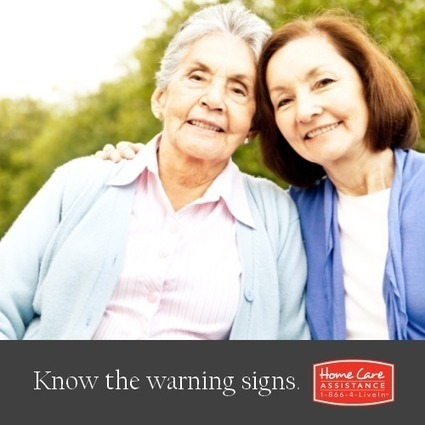 Does your loved one need a caregiver?   Home Care Assistance   Scoop.it