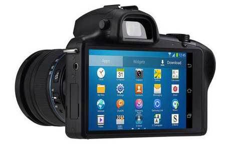 Samsung announced the launch of the GALAXY NX.. first 3G/4G LTE CSC   Science, Technology, and Current Futurism   Scoop.it