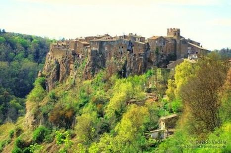 Calcata: the bohemian soul of a traditional Italian village | Backpacking and travelling low cost | Scoop.it