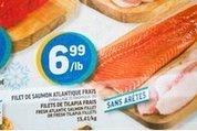 Quand le saumon de l'Atlantique vient du... Chili - La Presse+ | Francisco Muzard Ureta | Scoop.it