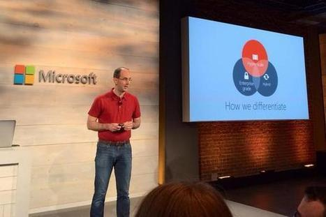 Microsoft Outlines Vision for Azure With New Services | Future of Cloud Computing and IoT | Scoop.it