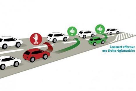 La «tirette» bientôt obligatoire sur nos routes | Belgitude | Scoop.it