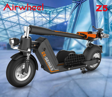 Why Do People Love Smart Airwheel Personal Transportation Electric Air Board? | Press Release | Scoop.it