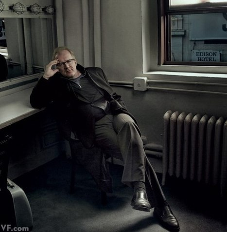 Tracy Letts on Writing, Acting, and Getting Married in a Hospital Room | Creativity | Scoop.it