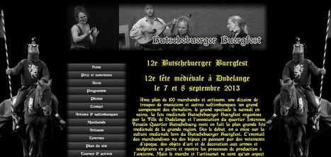 Buergfest | Festivals Celtiques et fêtes médiévales | Scoop.it
