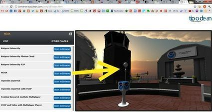 New World Notes: Explore OpenSim & SL Regions on the Web | Second Life and other Virtual Worlds | Semantic Web and the Future of Technology | Scoop.it