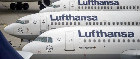 [ACTU] Lufthansa annule 1 700 vols en raison de la grève des pilotes | Les actus des entreprises | Scoop.it