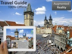 The best uses of augmented reality in the travel industry | Augmented Reality Games in Tourism | Scoop.it