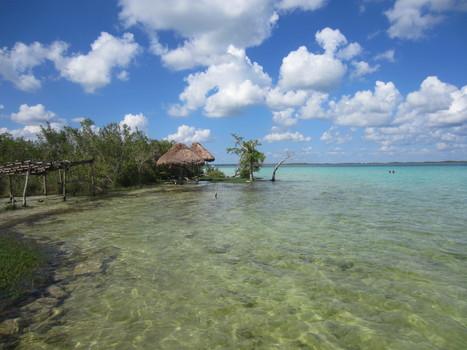 Mexique : le village magique de Bacalar et sa lagune | voyage | Scoop.it