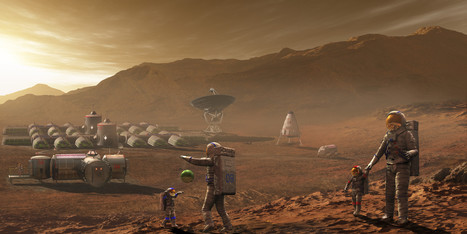 Mars Radiation Not A Showstopper, Rover Finds | Planets, Stars, rockets and Space | Scoop.it