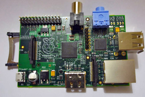 Raspberry Pi - 10 Best Uses for the $25 Computer | Raspberry Pi | Scoop.it