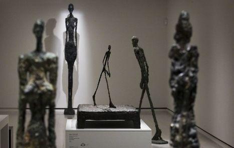 Las figuras esenciales de Giacometti | Disfrutando del Arte | Scoop.it