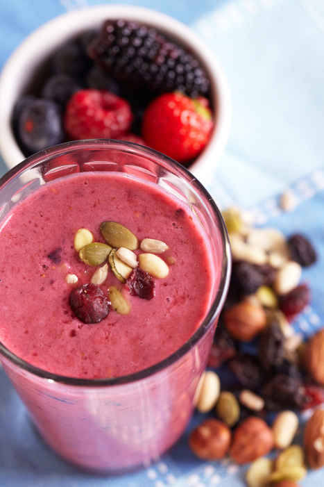7 healthy vegan protein smoothie recipe | Food glorious food | Scoop.it