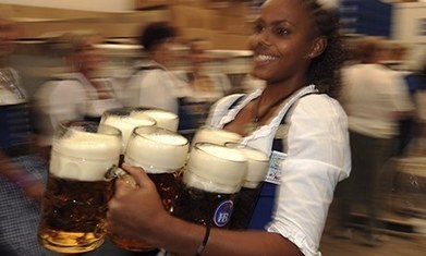 Germans lose their taste for beer as drinkers increasingly switch to wine | Entrepreneur | Scoop.it