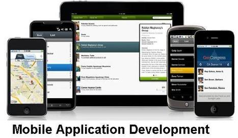 Mobile Application Development Available on Various Handset | Enterprise Application Development | Scoop.it