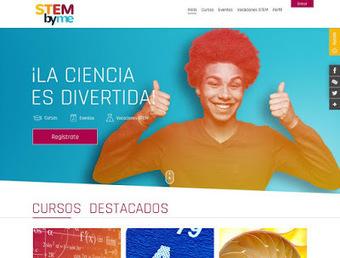 Telefónica Educación Digital lanza dos portales para el aprendizaje escolar del siglo XXI: Scolartic y Stembyme | Contenidos para usuarios educativos de P | Scoop.it