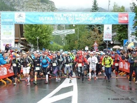 UTMB 2013 : 10 105 demandes de dossards sur les quatre épreuves - Lepape-info | Trail en france | Scoop.it