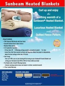 Luxurious Heated Blanket in Quebec, Canada | Backs2Beds.ca | Buy Online Office & Home Furniture at Backs2Beds.ca | Scoop.it