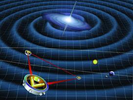 Lisa Pathfinder, un éclaireur pour la détection des ondes gravitationnelles en orbite | C@fé des Sciences | Scoop.it