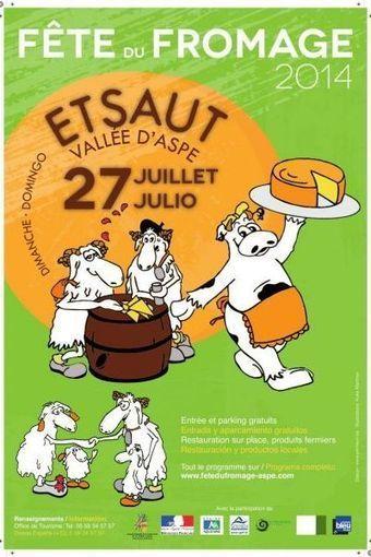 Fête du Fromage 2014 d'Etsaut   vue sur les Pyrenees   Scoop.it