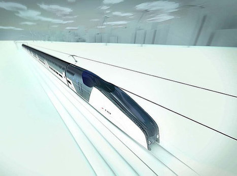 Double-Decker 248 MPH Train Concept Could Connect Melbourne and Sydney | Travelled | Scoop.it