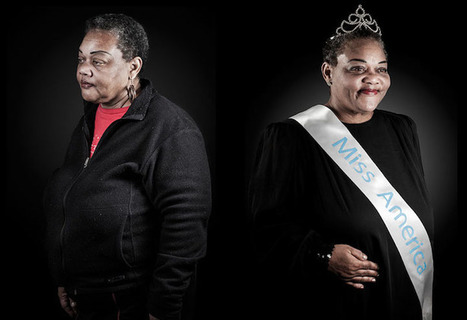 Powerful Portraits Show the Homeless Dressed Up for Their Dream Careers | Le It e Amo ✪ | Scoop.it