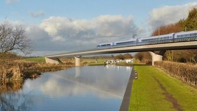 """CBA """"Build HS2 quicker, says project boss"""" 