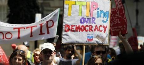 The rising global movement that calls for #noTTIP | Share The World's Resources (STWR) | The Great Transition | Scoop.it