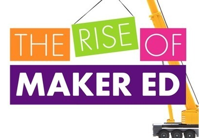 Infographic | The Rise of Maker Ed - Getting SMART | AC Library News | Scoop.it
