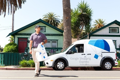 Google Shopping Express expands same-day delivery to Manhattan and West Los Angeles | digital mentalist  and cool innovations | Scoop.it