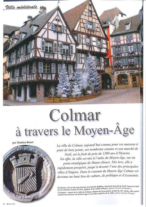 Colmar à travers le Moyen-Age   Colmar et ses manifestations   Scoop.it