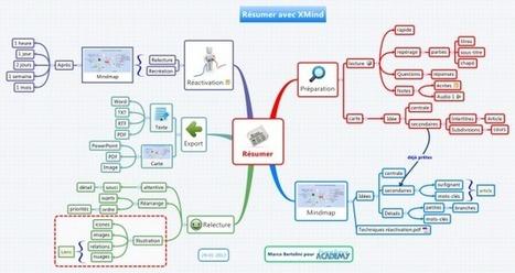 Résumer un cours ou un article | E-pedagogie, apprentissages en numérique | Scoop.it