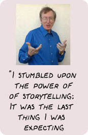 Storytelling: The art of the springboard story | Storytelling voor communicatieadviseurs | Scoop.it