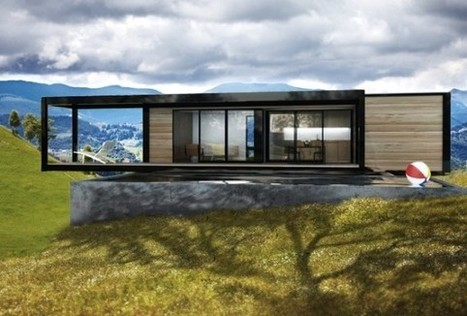 Connect:Homes - Reinventing Modular Prefab | Prionomy | Scoop.it