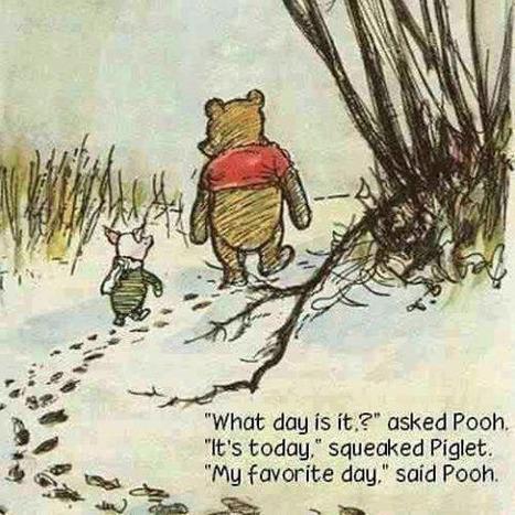 My favorite day | SlowNow | Scoop.it