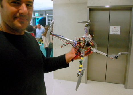 Matternet delivers drugs by robocopter | healthcare technology | Scoop.it