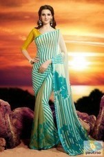 unique casual printed saree 301 Catalog | Pavitraa Fashion | Pavitraa Fashion | Scoop.it