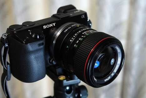 Nince different Lens Turbo adapters to be launched this year ... | Sony NEX Photography | Scoop.it