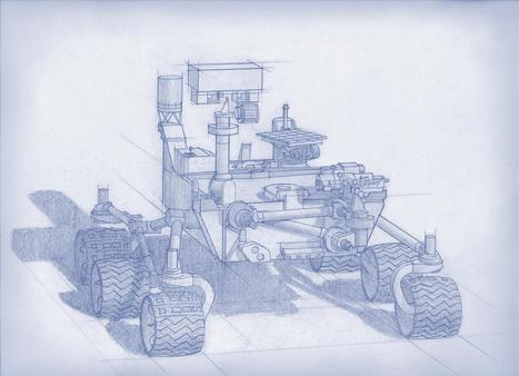 NASA Wants Investigations for a Mars 2020 Rover | Connecting Science:  Classroom <==> Reality | Scoop.it