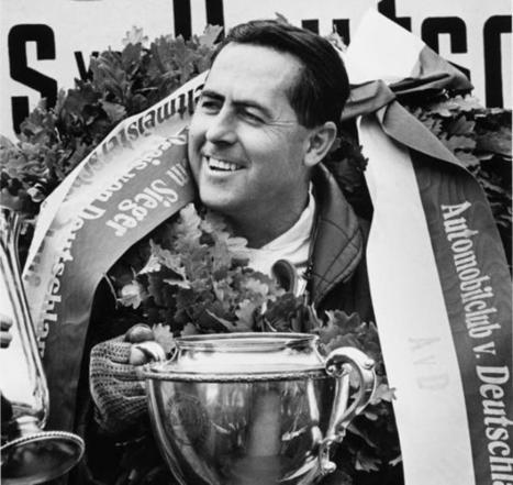 Falleció Jack Brabham, triple campeón mundial de Fórmula 1 - Autofácil   Esqueladigital.com   Scoop.it