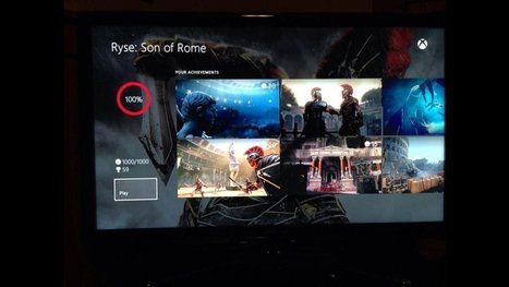 Your Xbox One will now help you get Achievements - Polygon | GamingShed | Scoop.it